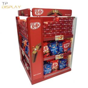 TP-FB013 advertising retail fixtures for chocolate