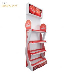 TP-CT012 toothpaste and toothbrush shelf display