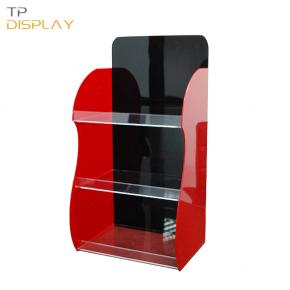 TP-CD005 new arrival acrylic display shelf