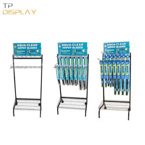 TP-CA011 metal hook display stands for wiper and car products