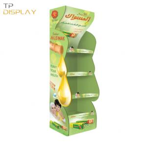 TP-BB007 advertising display supermarket shelf for baby products
