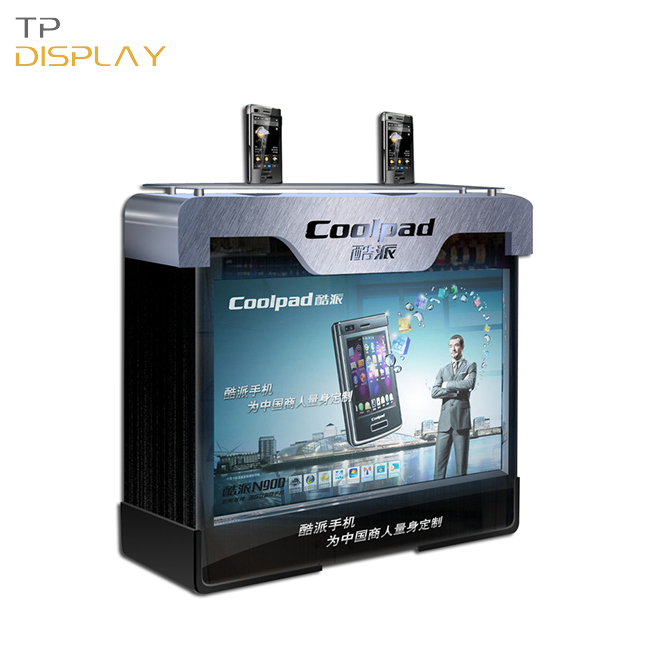 TP-ED006 mobile phone display cabinet