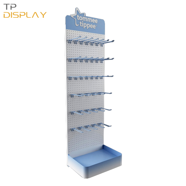 TP-BB006 Easy assemble baby products metal display rack