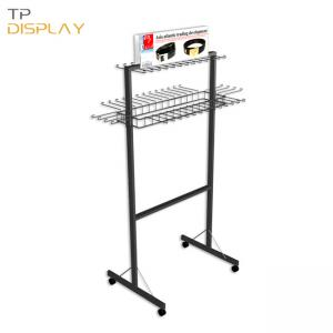 TP-CL001 belt display stand for shop