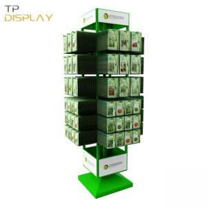 TP-ED001 various shape advertising display stand
