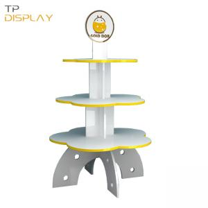 TP-SM142 circular display stand for supermarket