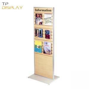 TP-BC003 freestanding brochure holder