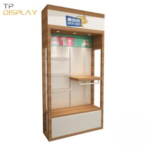 TP-CL004 custom shop furniture garment display