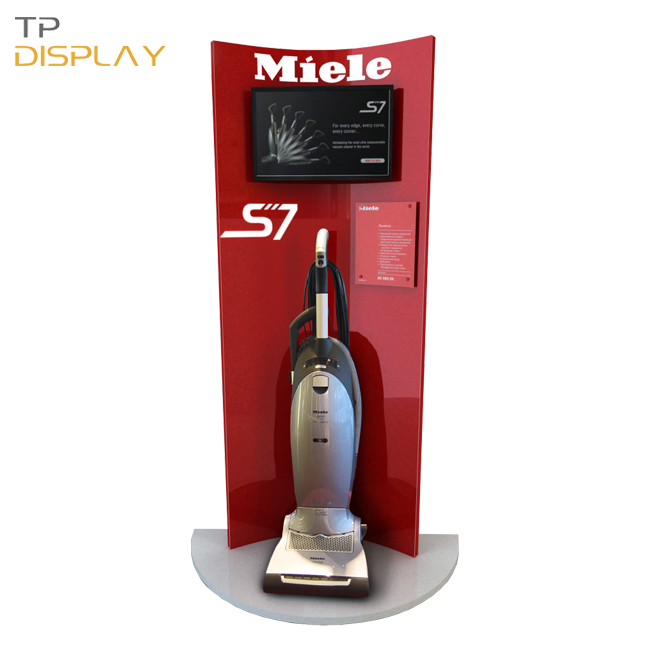 TP-HD003 promotional display stand for vacuum cleaner