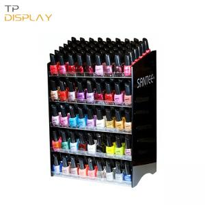 TP-CD010 acrylic material nail polish display stand