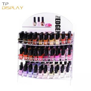 TP-CD011 hot selling nail polish display counter