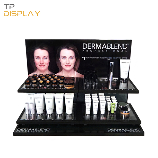 TP-CD014 cosmetic display for shop