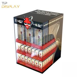 TP-CD015 countertop e-liquid display case