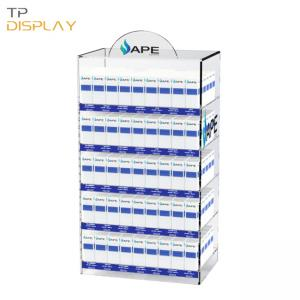 TP-CD020 countertop cigarette display case
