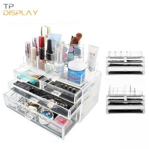 TP-CD019 acrylic material display cases for makeup
